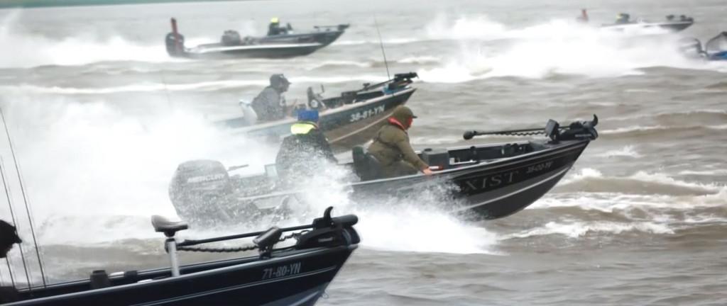 De grootste Europese roofviswedstrijd – Predator Tour – De vooravond