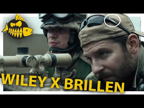Wiley X zonnebrillen – Hofleverancier van de Navy Seals