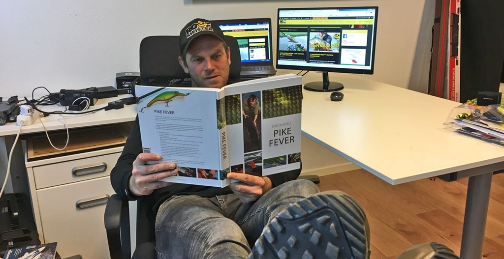 De snoekenbijbel – Snoekicoon Jens Bursell legt al zijn tips & tricks bloot