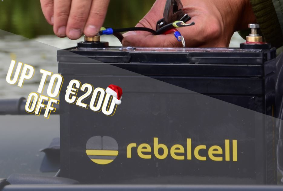 Rebelcell December Deals – Kortingen tot wel €200,-