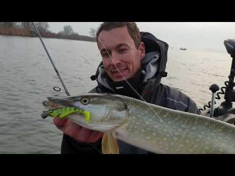 Op groot water met klein kunstaas – Thijs van der Sanden & Sander Paans