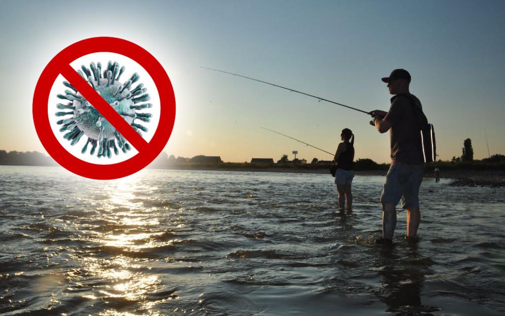 Hoe je als roofvisser zo min mogelijk risico loopt met het Corona virus – 6 tips!