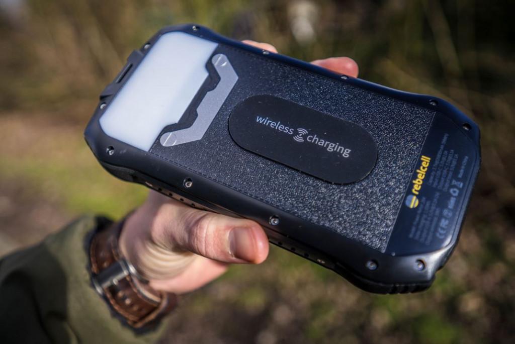 Nooit meer zonder stroom – RebelCell met onmisbare tool voor tijdens het vissen