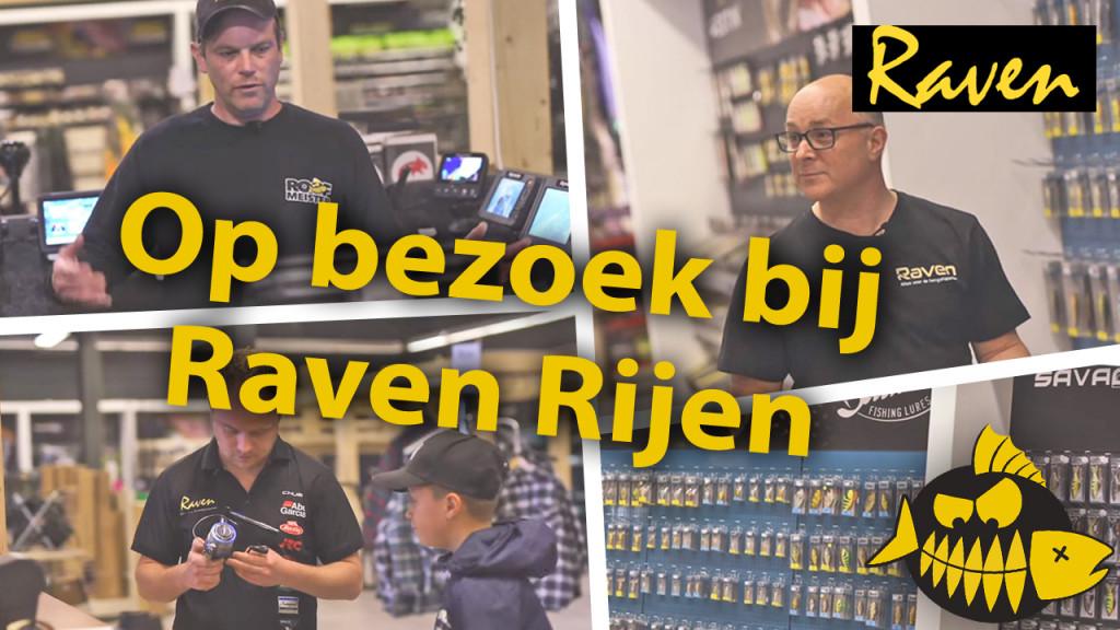 Roofmeister op bezoek bij Raven Rijen –  1200 vierkante meter vispret