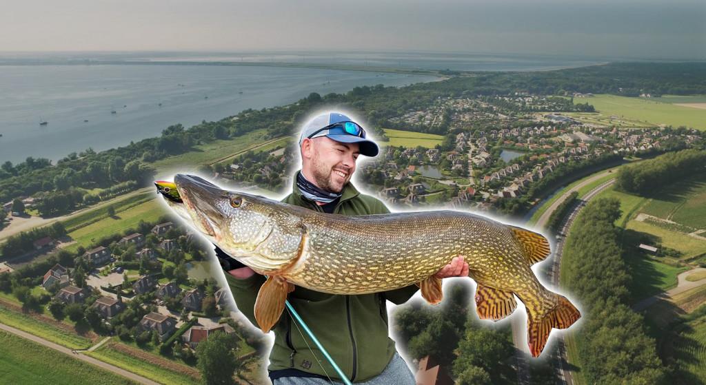Ga jij op vis vakantie in eigen land? Met welke visgids wil je op pad?