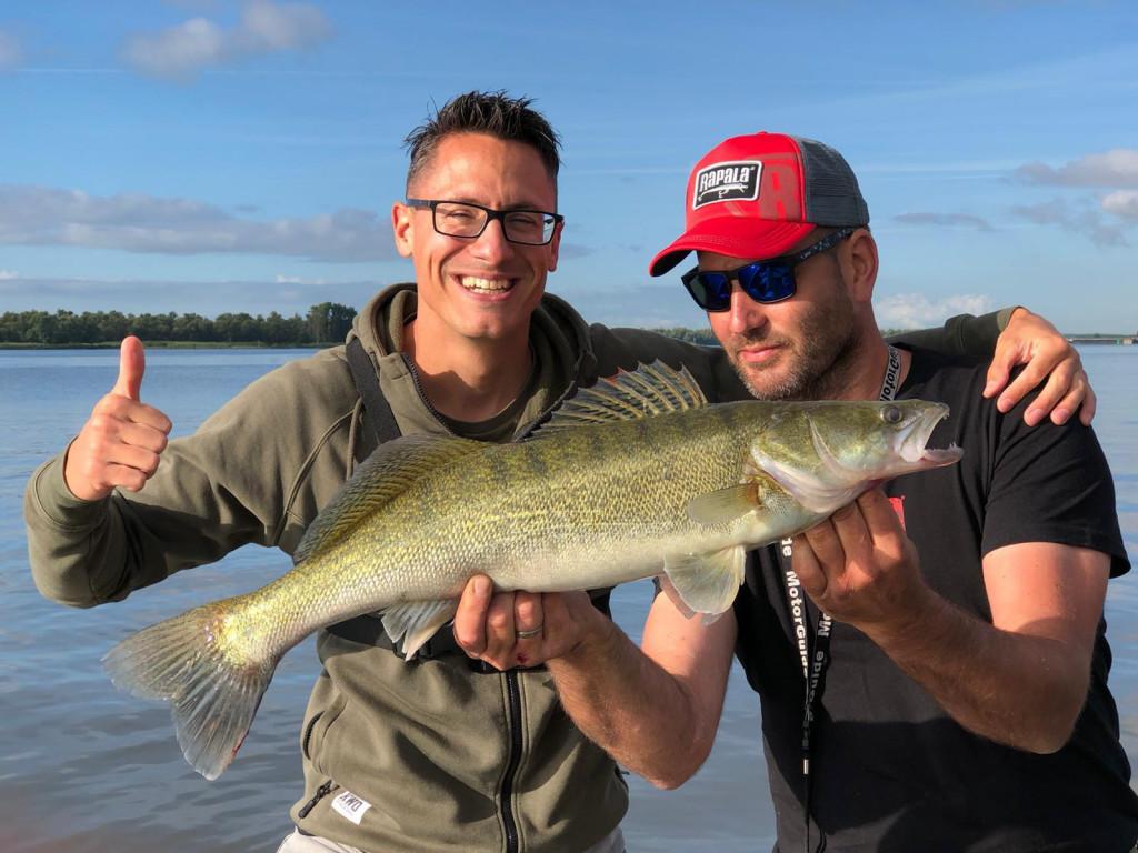 Michiel Pilaar met zijn coming out – Karpervisser zet de eerste stappen als roofvisser