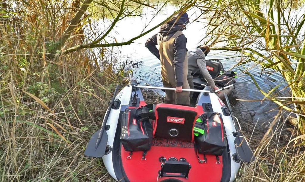 Roofmeister Top Gear – Westin en Abu Garcia met kado's & revolutionaire fishfinder