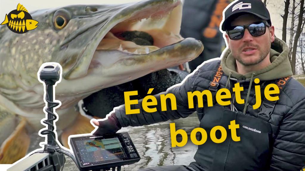 Minder omkijk naar elektronica, meer focus voor het vissen – Sean Wit