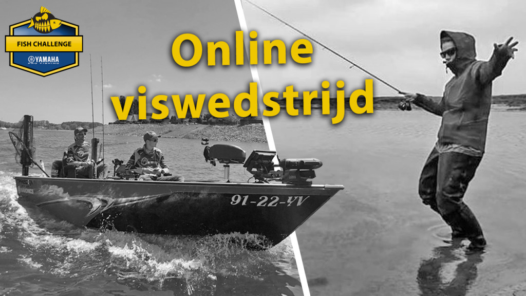 Fish Challenge – Powered by Yamaha Pro Fishing – Online roofviswedstrijd