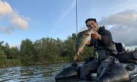 De bellyboat hengels van Jordi Rakiman><span class=