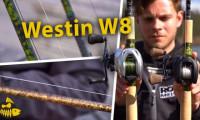 Super de luxe Westin snoekhengels – De oogverblindende W8 serie><span class=