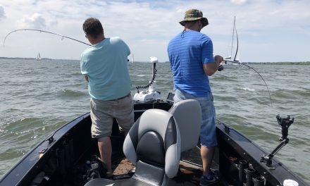 Dikke wind en mooie vissen – HERMAN SCHUURMAN #2