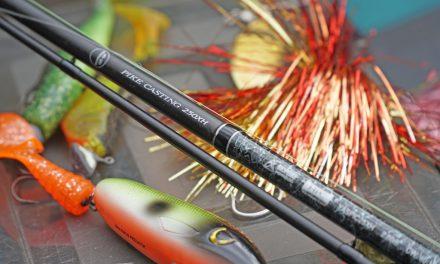 Voor het betere smijtwerk – Yasei Pike Casting 250XH