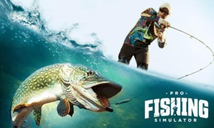 Vissen, maar dan als videogame – Pro Fishing Simulator