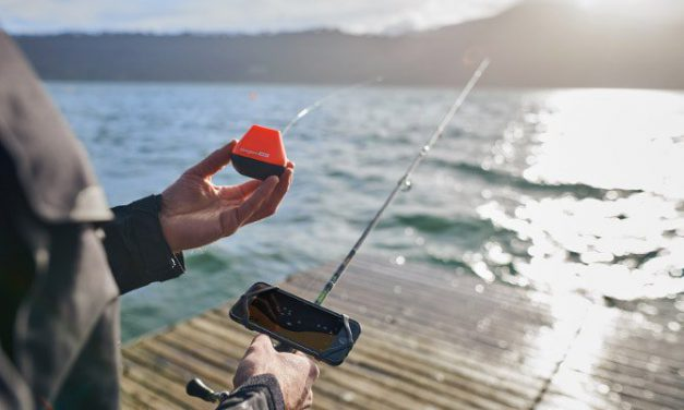 Vang meer vis met de Deeper Smart Fishfinder Start!