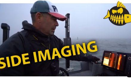 Evert Oostdam over de fishfinder