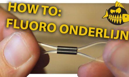 How to – Zo maak je een fluorocarbon onderlijn