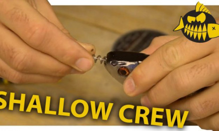 How-to: Shallow screw rig