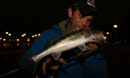 5 redenen om in het donker te vissen – Actief in het donker