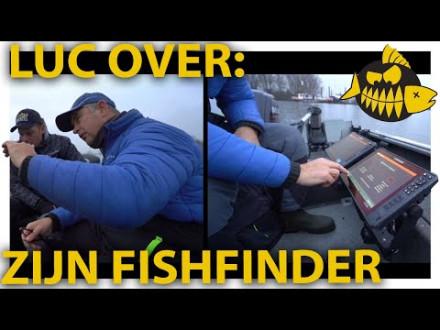 Fishfinderpraat met Luc Coppens