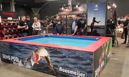 Bellyboat innovaties en Rozemeijer zwembad op de Visma