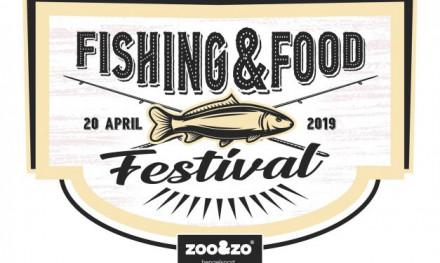 Vissen & eten bij Zoo & Zo