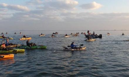 Daniel van der Post van Westin wint grote kayakwedstrijd