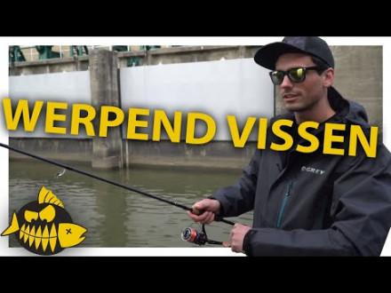 How-to-VIDEO: Zo vist Simon Torenbeek werpend met shads op snoekbaars