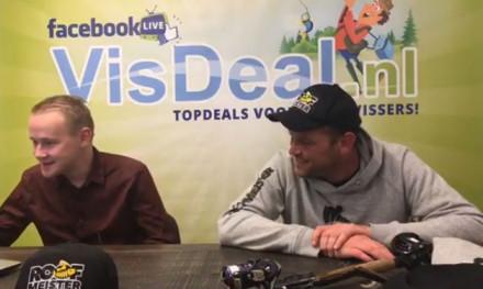 Roofmeister Live bij VISDEAL – Vragenvuur met Sjoerd Beljaars