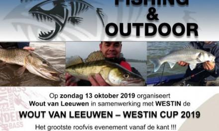 Wout van Leeuwen – Westin Cup 2019 – Mega kantviswedstrijd