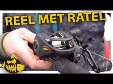 LEW's Super Duty 300 – Reel met ratel