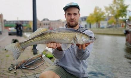 Streetfishing – 5 tips voor in de stad – Thomas Wending