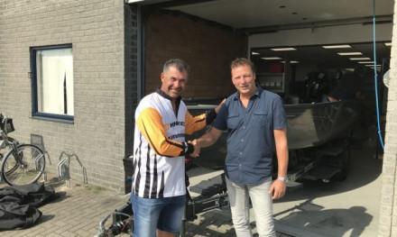Nieuwe Prostaffer voor Humminbird & Minn Kota – Evert Oostdam