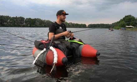 Tackle Meister Review – Sikkario Hybrid bellyboat van HART