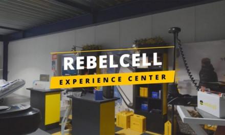 RebelCell opent Experience Center in Woerdense Verlaat!