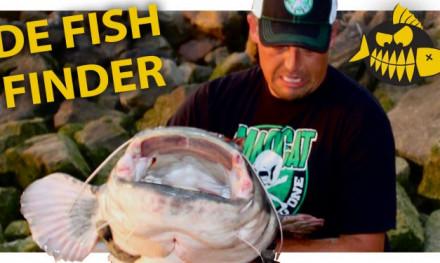 How to met meervalspecialist Roy Noom – De fishfinder