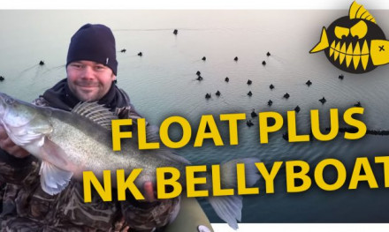 ***ROOFMEISTER VIDEO*** Float Plus NK Bellyboaten & een vastgelopen Sinterklaas boot