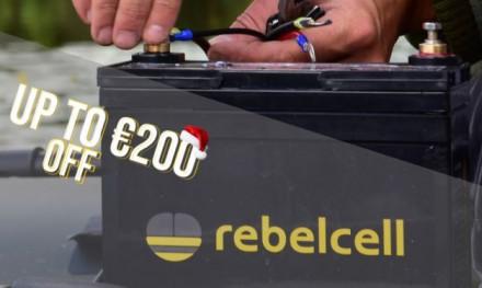 Rebelcell December Deals – Kortingen tot wel €200,-