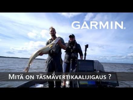 Gruwelijke beelden op de fishfinder