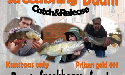 Nieuwe Streetfishing wedstrijd – wie doet mee?