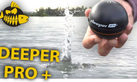 ***Roofmeister VIDEO*** Wegwerp fishfinder – Ideaal voor kantvisser