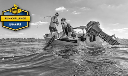 Doe mee met de online Fish Challenge – Sponsored by Yamaha Pro Fishing