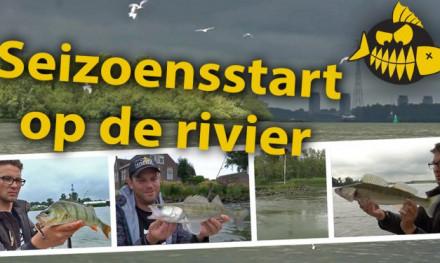 ***Roofmeister VIDEO*** Vissen op rivier snoekbaars – Allround met riviermeister Robert Noorland