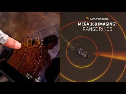 Waanzinnige fishfinder feature – Mega 360 Imaging
