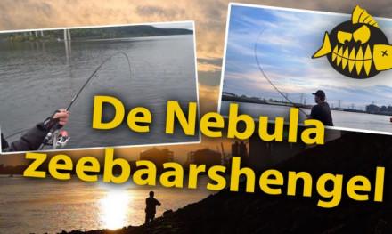 ***Roofmeister VIDEO*** De HTO Nebula zeebaarshengel – Testsessie op het Hartelkanaal