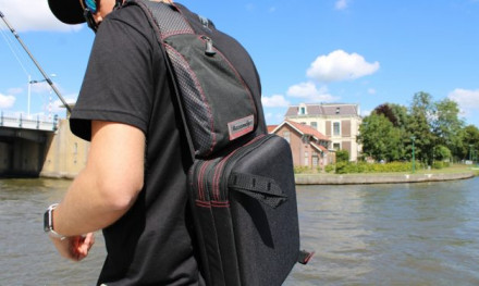 Tackle Meister Review – Rozemeijer T.C. Hardcase Sling – Compact & comfortabel