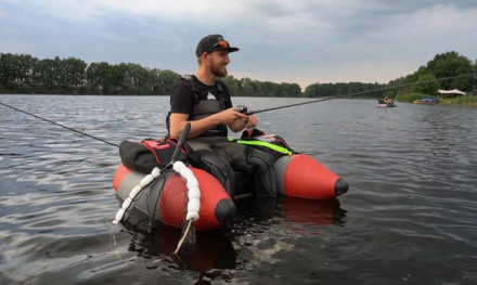 Super BELLYBOAT deals – Wesdijk float tube special