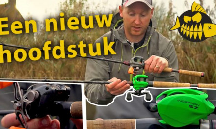 Een nieuw reel hoofdstuk – 13 FISHING