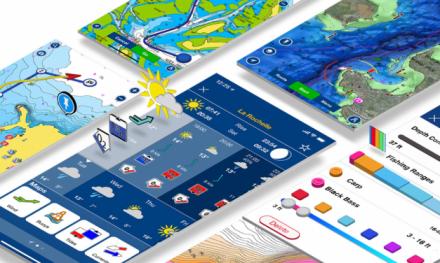 Deze app van Navionics moet je hebben!