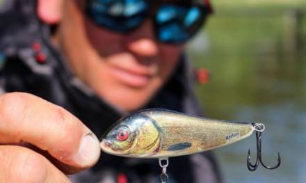 Wout aan de bril, een verbeterde Salmo classic & wegwerp fishfinders
